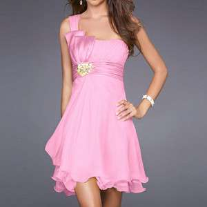 Cute Mini Short Formal Prom Party Ball Homecoming Gown Dress AU 8 22