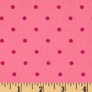 Michael Miller Tiny Dot Petal Fabric By The Yard Arts, Crafts
