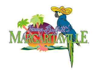 MARGARITAVILLE Style H   2 Cornhole Game Decals 18 wide FULL COLOR