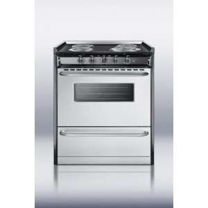 TEM210BRWY Professional 30 Electric Range With