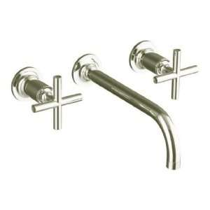 Kohler Purist Polished Nickel Wall Mount Bathroom Sink