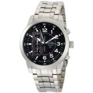 Bulova Mens 96B013 Marine Star Chronograph Watch Bulova