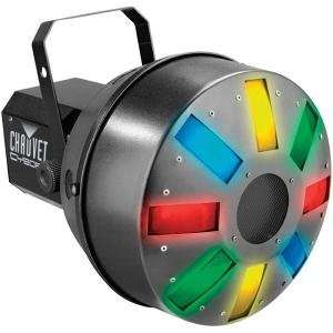 CHAUVET CH 258 Cyborg Sound Activated Revolving Light