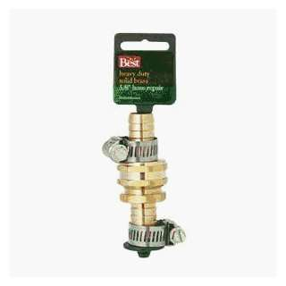 Do it Best Heavy duty Brass Hose Couplings, 5/8 HDUTY HOSE