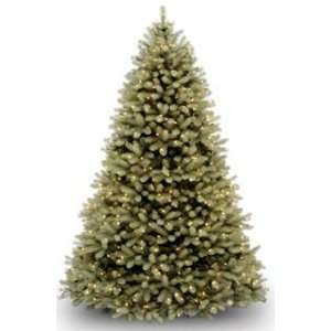 10 Feel Real Downswept Douglas Hinged Christmas Tree