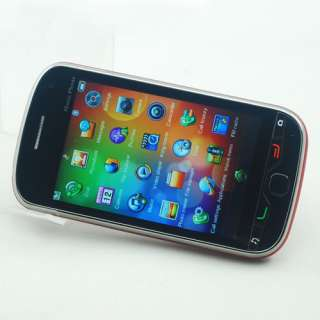 inch Touch screen Quad band Dual sim 2 camera AT T cell phone T