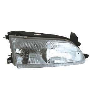 New Replacement 1993 1997 Toyota Corolla Headlight Assembly Right