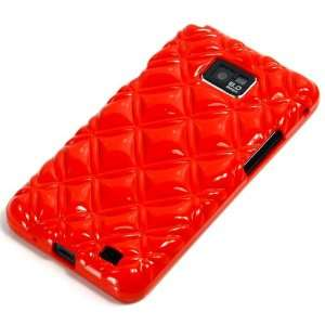 [Total 9 Colors] Red / Samsung Galaxy SII / S2 / i9100