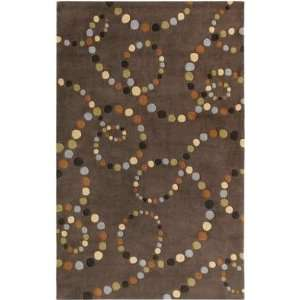 Surya   Cosmopolitan   COS 8858 Area Rug   2 x 3   Brown