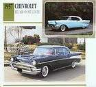 1957 57 CHEVY CHEVROLET BEL AIR SPORT COUPE COLLECTIBLE