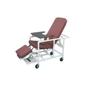 PVC 5 Position Geri Chair Recliner