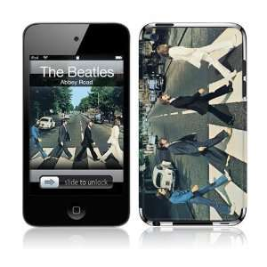 Music Skins MS BEAT10201 iPod Touch  4th Gen  The Beatles  Abbey Road