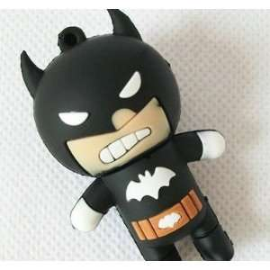 New Gift Cartoon Usb Flash Drive , Batman USB Flash Memory