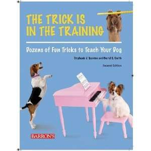 The Trick Is in the Training Dozens of Fun Tricks to Teach Your Dog