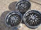 Ruff Racing 18 Chrome Wheels 281C 5x114.3