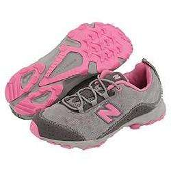 New Balance Kids KV790 (Toddler/Youth) Grey/Pink Athletic