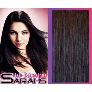 Off Black (1b). Full Head. Clip in Human Hair Extensions. High quality