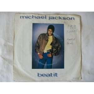 MICHAEL JACKSON / BEAT IT MICHAEL JACKSON Music
