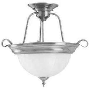 International 5386 03 4 Light Semi Flush Ceiling Light