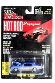 /Racing Champions~HOT ROD MAGAZINE~ 1970 Chevelle Special Issue #K2