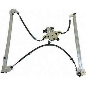 01 03 DODGE GRAND CARAVAN FRONT WINDOW REGULATOR RH (PASSENGER SIDE