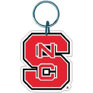 North Carolina State Wolf Pack NCAA Key Ring by Wincraft