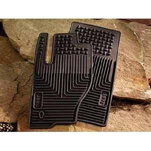 Jeep Grand Cherokee & Commander Slush Style Floor Mats