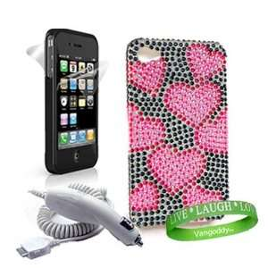 Custom Cut Full Body iPhone 4 Screen Protector ( Front and Back