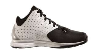 UNDER ARMOUR MENS UA MICRO G THREAT BASKETBALL SHOES 1222925 WHITE