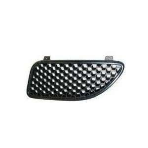 TY5 Pontiac Grand Am Black Replacement Driver Grille Automotive