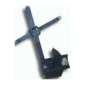 77 91 GMC JIMMY FRONT WINDOW REGULATOR LH (DRIVER SIDE) SUV, Manual