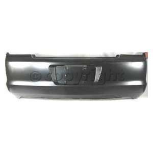 1998 2000 HONDA ACCORD (2dr coupe; ) Rear Bumper Cover