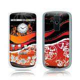 HTC myTouch 3G Fender Google Ion Skin Cover Case Decal