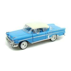 1958 Chevy Impala 1/24   Yellow Toys & Games