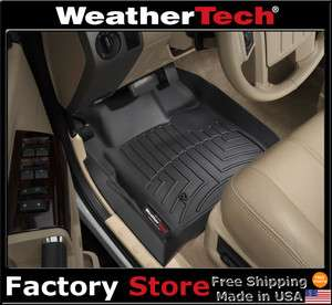 DigitalFit FloorLiner   2008 2010 Ford Super Duty SuperCrew   Black