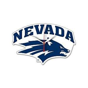 Nevada Wolf Pack High Definition Clock