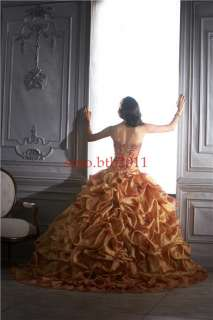 2012 New Quinceanera Masquerade Party Evening Prom Dress Ball Gown