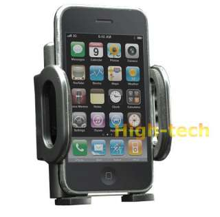 Apple iPhone 3G 3GS Adjustable Car Vent Mount Holder