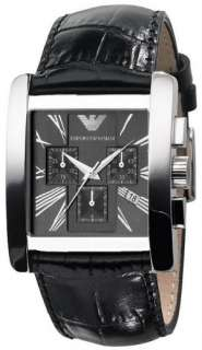 Original Emporio Armani mens stainless steel watch AR0184