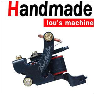 Luos Handmade Cast Iron Tattoo Machine Guns high quality professional
