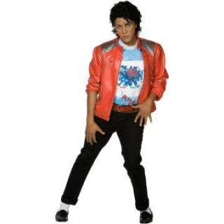 Michael Jackson Beat it Jacket Adult Costume   Includes Jacket. Does