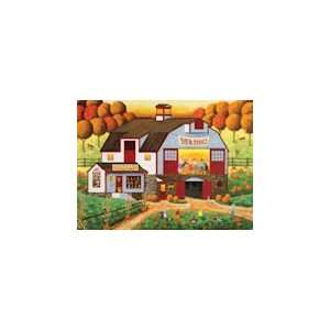 Barn Dance   1000 Pieces Jigsaw Puzzle Toys & Games