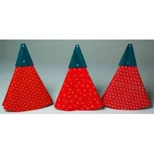 Christmas Felt Tree Skirt (pack Of 72) Pack of 72 pcs