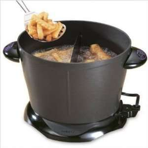 Presto 05450 Dual Daddy Electric Deep Fryer