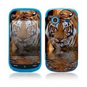 Fearless Tiger Decorative Skin Cover Decal Sticker for