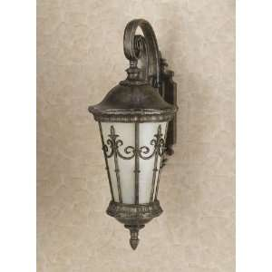Murray Feiss 3 Light Trellis Wall Mount Lantern