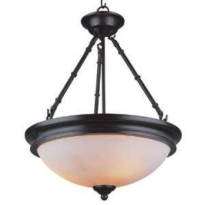 Trans Globe 3 Light Frosted Glass Pendant3365ROB (Additional Colors