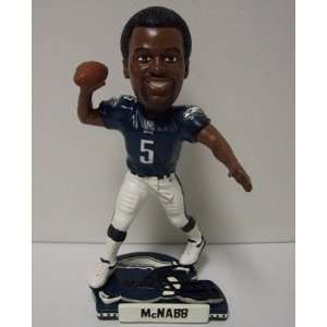 McNabb Philadelphia Eagles Helmet Base Bobblehead Sports Collectibles