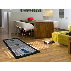 Basketball Court Runner Area Rug/Carpet