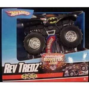Tredz BATMAN Official Monster Truck Series 143 Scale Toys & Games